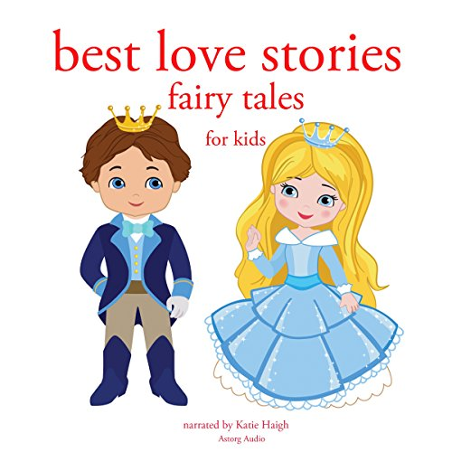 Best Love Stories: Fairy Tales for Kids cover art