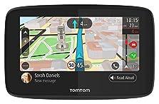 TomTom GO 520 Pkw-Navi (5 Zoll mit Updates über Wi-Fi, Lebenslang Traffic via Smartphone, Weltkarten, Freisprechen)©Amazon