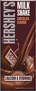 HERSHEY'S Milkshake Chocolate, 180ml - Pack of 6, 6 X 180 ml