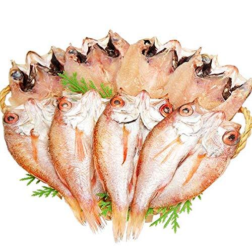 のどぐろ 干物 国産 高級魚 無添加 一夜干し 1枚60g前後×8尾【冷凍】 ノドグロ 赤むつ ギフト 贈り物 お取り寄せ 越前宝や