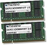 Maxano Memorycity Lot de 2 barre...