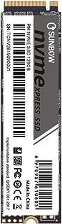 TCSUNBOW - Unidad de estado sólido (240 GB, SSD M.2 2280, PCIe Express, GEN3.0x4, NVMe NVME 128GB