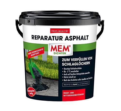 MEM 30836931 Reparatur Asphalt Bodenbeläge, schwarz
