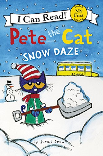 Pete The Cat. Snow Daze (I Can Read)