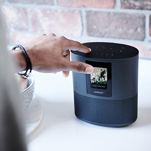 Bose Home Speaker500 mit integrierter Amazon Alexa-Sprachsteuerung Schwarz - 6
