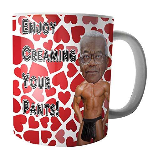 Lustige Tasse für den Trevor McDonald Admirer