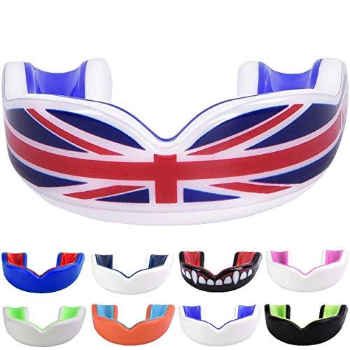 Oral Mart Mundschutz mit UK-Flagge...