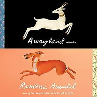 Awayland audiobook cover art