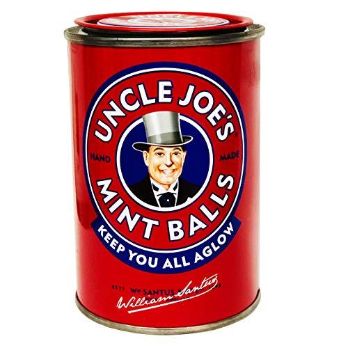 アンクルジョーズ ミントボール(缶) イギリス直輸入
