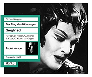 Wagner: Siegfried (Recorded 1962)