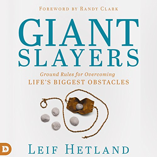 Giant Slayers audiobook cover art