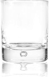BORMIOLI ROCCO 092622 Barglass Gläser, Whisky, Glas, transparent, 27 cl