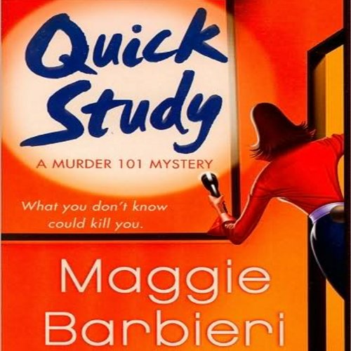 Quick Study audiobook cover art