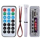 Placa de decodificación, Bluetooth inalámbrico 5.0 MP3 WMA Placa...