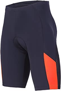 beroy Men's Comfortable Bicycle Cycling Pants, 3D Padded...