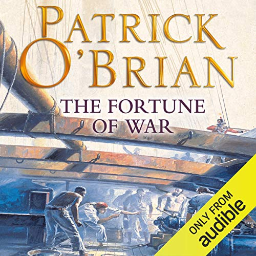 Couverture de The Fortune of War