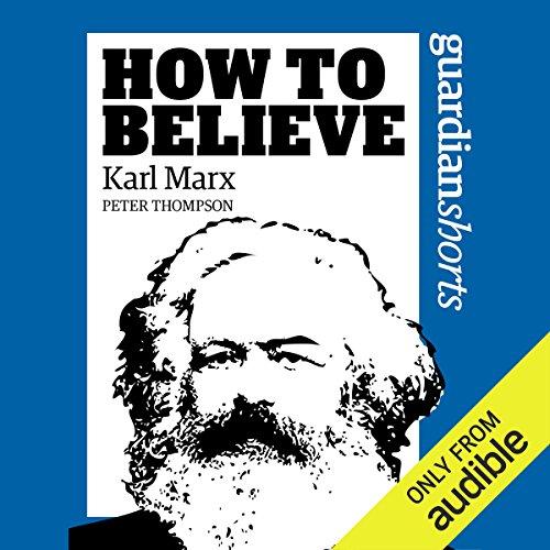 Karl Marx audiobook cover art