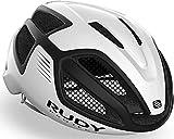 Rudy Project Spectrum - Casco de Bicicleta - Blanco/Negro Contorno de la Cabeza L | 59-62cm 2019