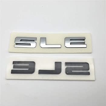1PC Word Fit for Elantra Car ABS Chrome 3D Letter Writing Custom Badge Name Plate Rear Trunk Emblem Sticker Decal