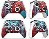 giZmoZ n gadgetZ GNG Skin Adhesivo de Vinilo de para la Xbox One S Set de 2 Skins para los Controladores