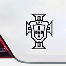 Autoadhesivos Para la Federación portuguesa de fútbol Fpf Car Decal Sticker Vinilo Truck Boat Die Cut Sin fondo