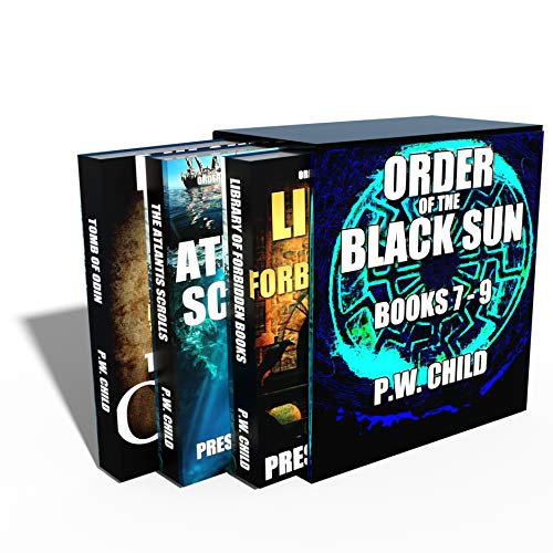 Order of the Black Sun Series: Books 7-9 (The Black Sun Series Boxset Book 3) (English Edition)