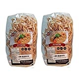 Great Low Carb Bread Company - Fettuccine Pasta, 8 ounces - 2 Packs