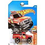 Hot Wheels 2017 HW Hot Trucks 1987 Toyota Pickup Truck 82/365, Red