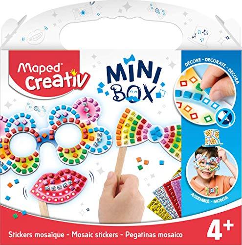 MAPED Creativ - Kit mosaïques Accessoires Photobooth - Loisirs Créatifs Enfants