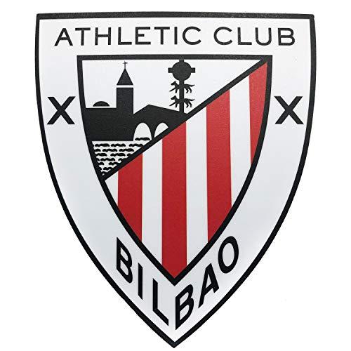 ATHLETIC DE BILBAO Alfombrilla de ratón con Forma del Escudo del Club