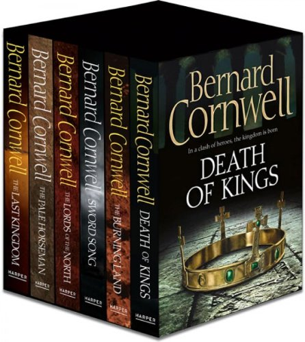The Last Kingdom Series Books 1-6: The gripping, bestselling historical fiction series (The Last Kingdom Series) (English Edition)