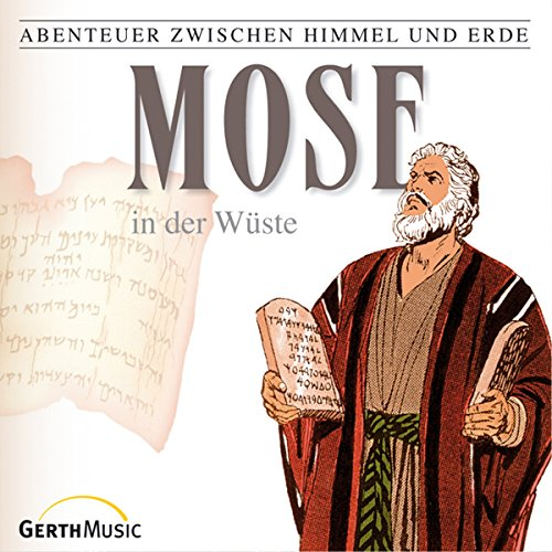 Mose in der Wüste audiobook cover art