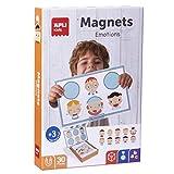 APLI apli14803Emotionen Magnete Spiel -