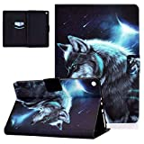 Case and Cover for Kindle Fire HD 10 Tablet 2019 2017 2015