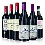 Argentinian Malbec Red Wine - 6 Bottles (