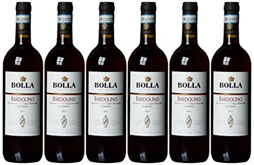 Bolla Bardolino Classico Doc Fratelli 3252 2014 (6 x 0.75 l)
