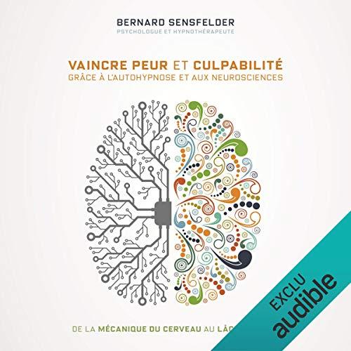 Vaincre peur et culpabilité grâce à l'autohypnose et aux neurosciences audiobook cover art