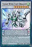 Yu-Gi-Oh! - Clear Wing Fast Dragon - DUDE-EN011 - Ultra Rare - 1st Edition - Duel Devastator