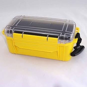 79001-o Outdoor Dry Box étanche en plastique ABS Camping Survival