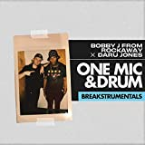 One Mic & Drum Breakstrumentals