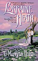 To Marry an Heiress (Daughters of Fortune, 2)