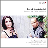 Shostakovich: Sonatas for Viol