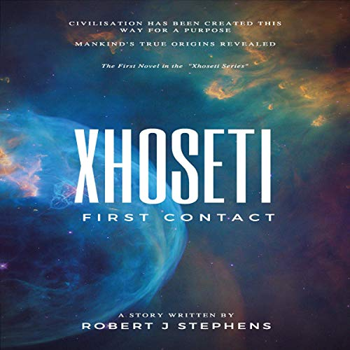 Xhoseti: First Contact audiobook cover art