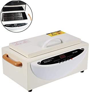 Heating Sterilizer, with Display Intelligent High Temperature Steriliser for Daylight Hairdressing Salon Manicure with Handle