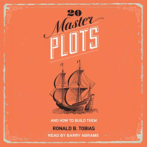 20 Master Plots audiobook cover art