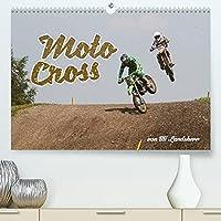 Moto Cross (Premium, hochwertiger DIN A2 Wandkalender 2022, Kunstdruck in Hochglanz): Motocross Motorraeder am Start (Monatskalender, 14 Seiten )