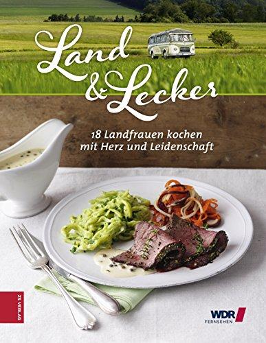 3: 18 Landfrauen kochen mit Herz und Leidenschaft [Kindle-Edition]