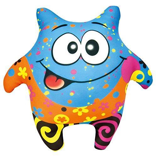 Bino Mertens 33029 Clown Bleu, 23 cm