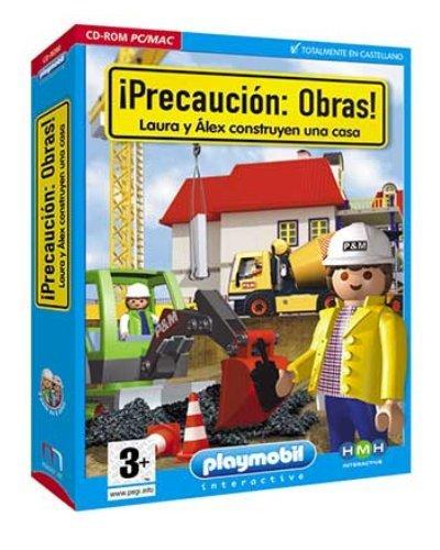 Playmobil - Vorsicht Baustelle! (PC+MAC)
