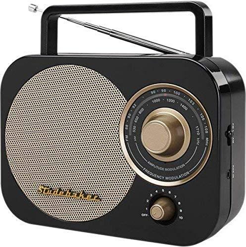 radio antigua fabricante Studebaker